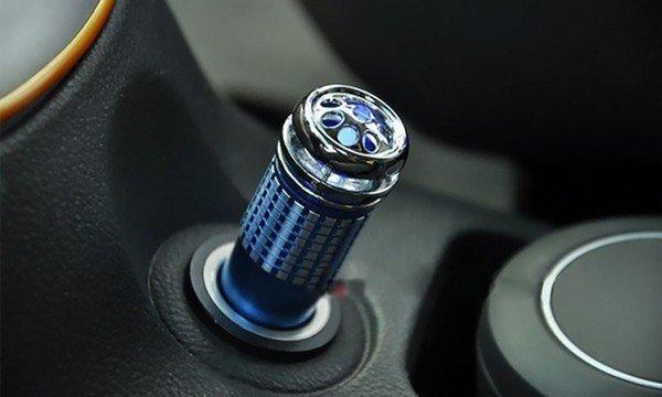 car accessory air purifier and ionizer