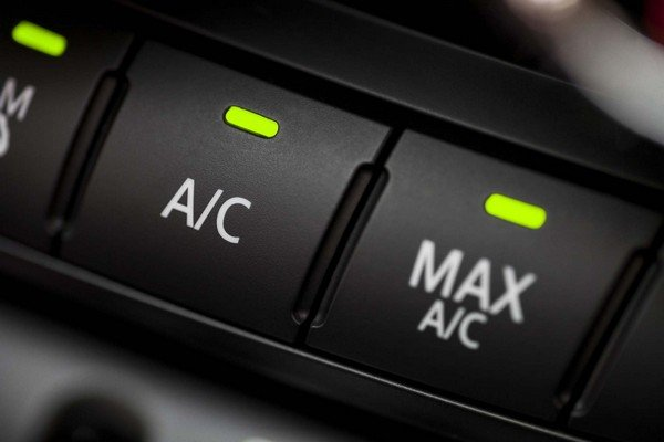 AC control buttons