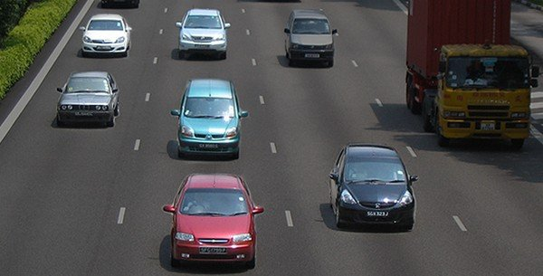 Car in diferent colours