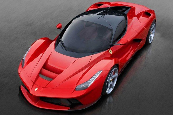 Fastest Car - Ferrari LaFerrari - 963 horsepower