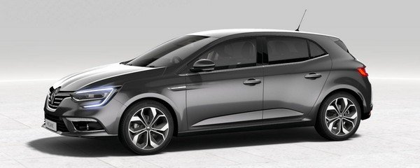 Car in gray colour