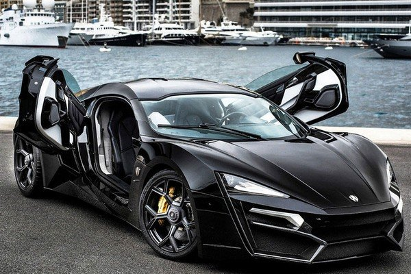 Lykan Hypersport – $3.4 million