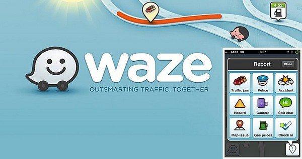 Waze navigation free app for driving