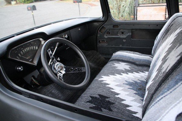 cover the car seat with blanket
