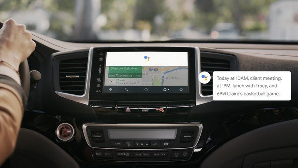 google assistant free apps for driving