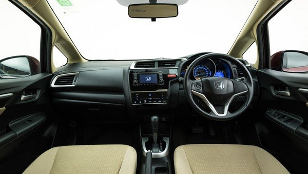 honda jazz 2018 interior dashboard
