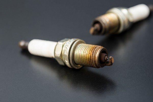 Fail spark plug