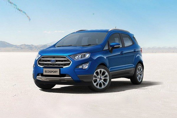 Ford Ecosport 2018 on road