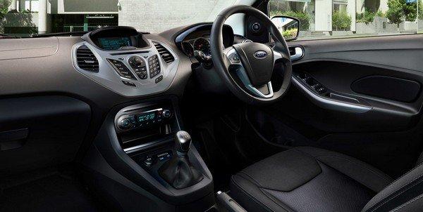 Ford Figo 2018 interior