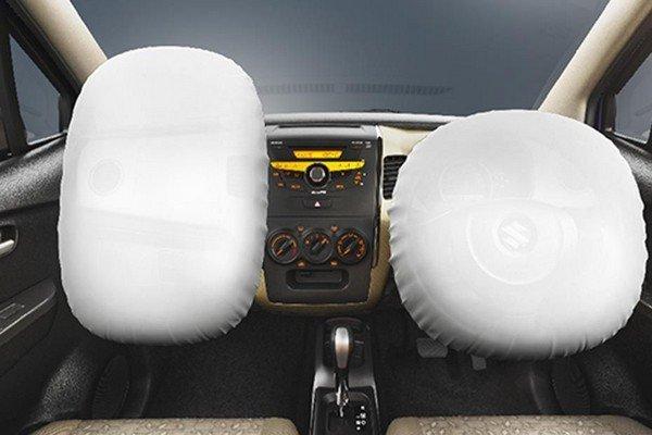 Maruti Suzuki Wagon R 2018 safety feature airbags