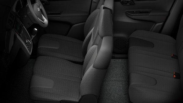 Mahindra KUV 100 NTX seats