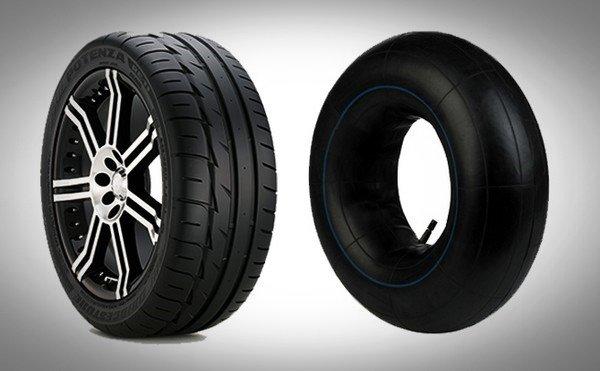 tyre is flat