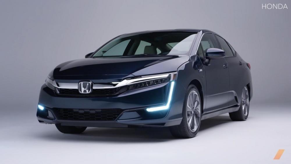 Honda City 2018 exterior front look