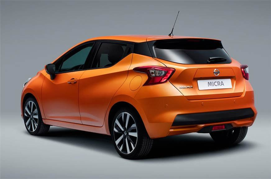 The Upcoming Nissan Micra 2018
