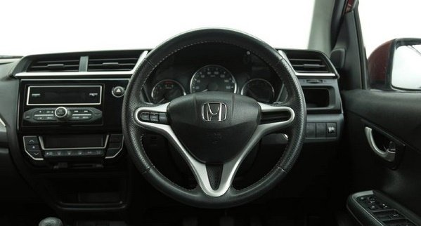 Honda BR-V Interiors dashboard
