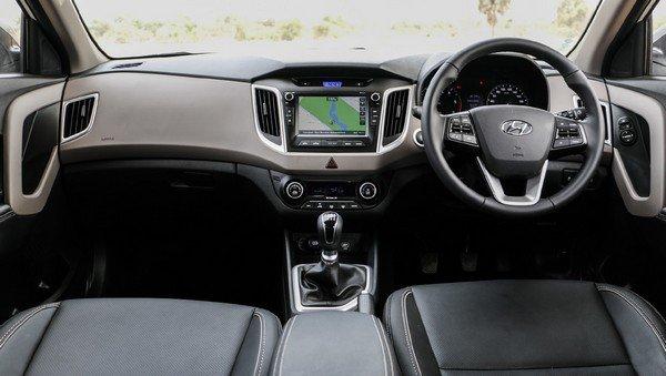 Hyundai Creta 2018 Interior