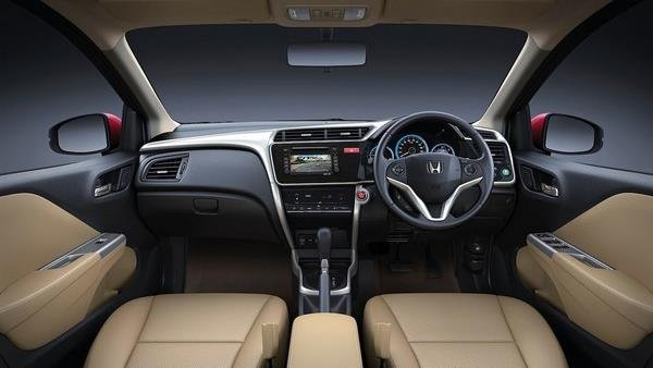 Honda City Dashboard