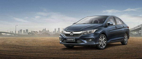 Honda City outdoor background
