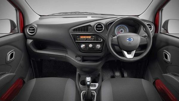 Datsun Refi-GO Dasboard
