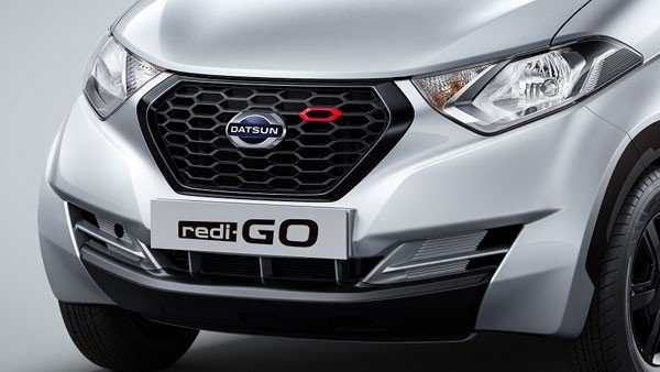The 2018 Datsun Redi-GO Limited Edition front