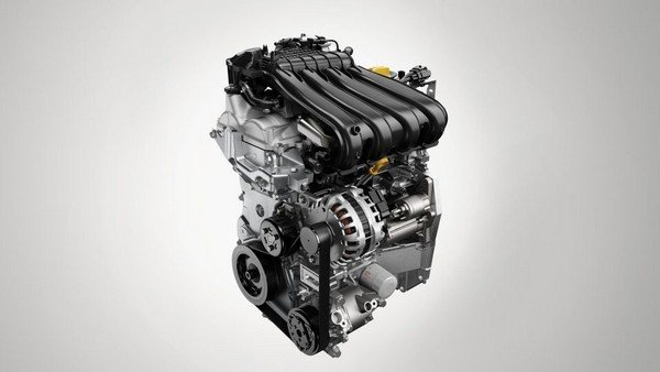 Renault Captur engine