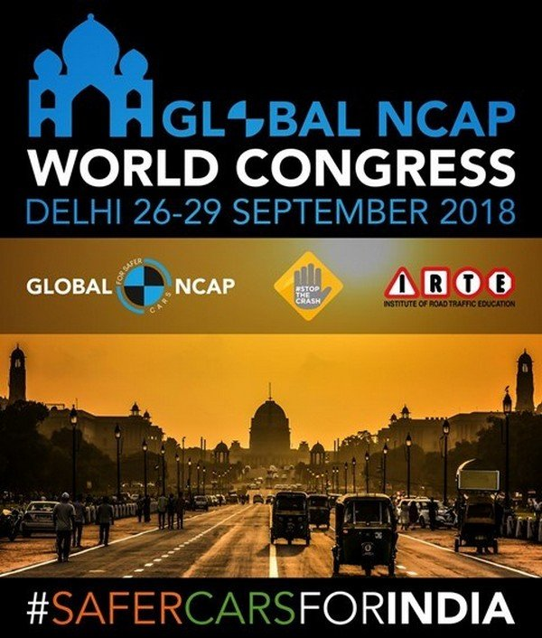 Poster of the first 'Global NCAP World Congress'
