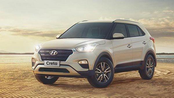 2018 Hyundai Creta facelift silver colour angular look