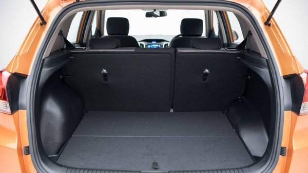 2018 Hyundai Creta facelift cabin