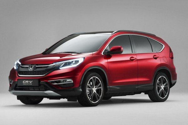 The fifth-gen CRV SUV is coming with a lot of segment-first features