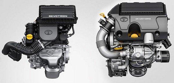 2018 TataTigor engine