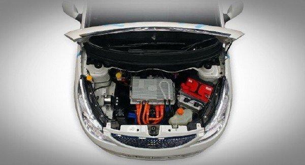Tata Tiago EV engine