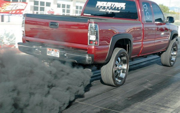 Polluted gases and exhaust