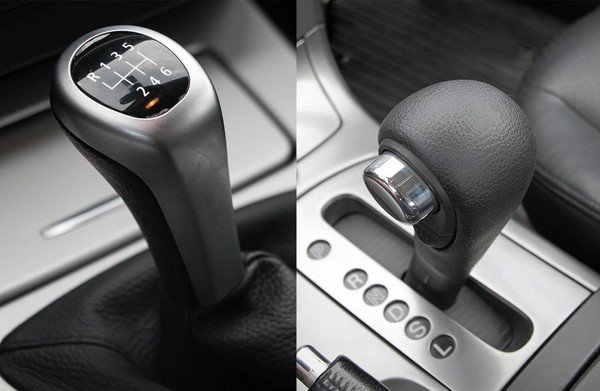 automatic and manual transmission