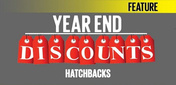 year-end car discount advertise