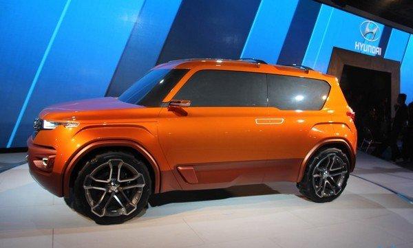 2019 Hyundai Carlino side profile