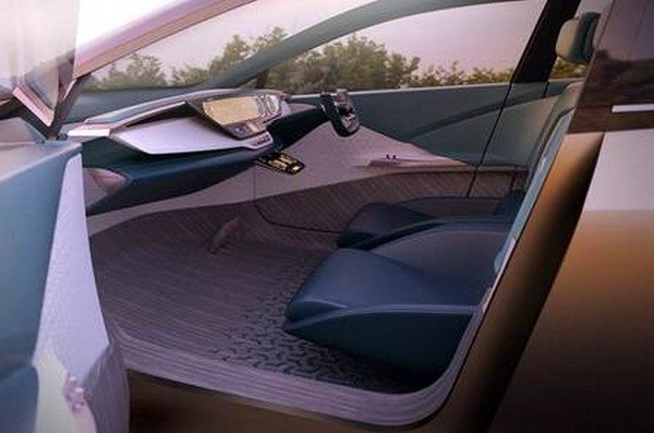 Tata 45X interior