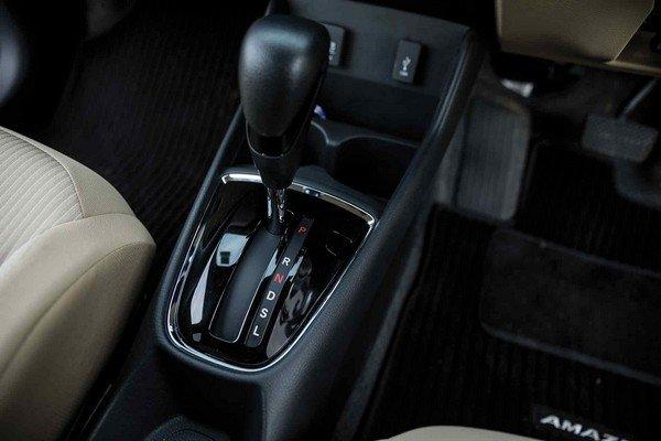 Honda Amaze CVT transmission