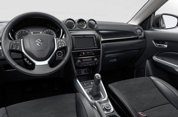 2019 Maruti Suzuki Vitara interior