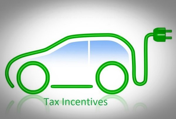 Tax incentives icon