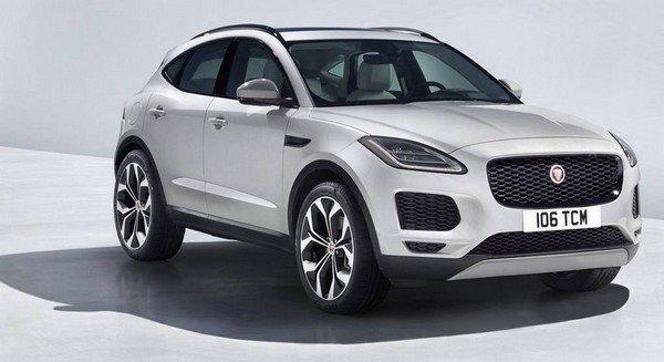 2019 Jaguar E-Pace exterior