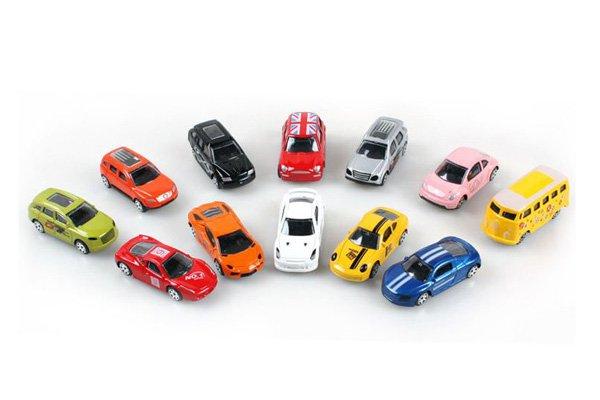 tiny car models