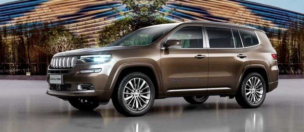 New 7-seat SUV Grand Commander SUV