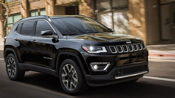 Jeep Compass front look