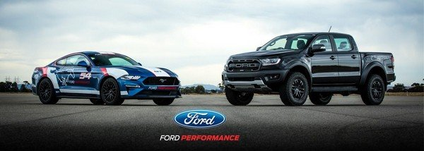 2 ford cars