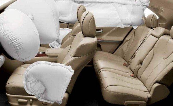 Ford Figo airbags