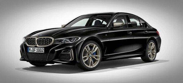 BMW M340i xDrive black color