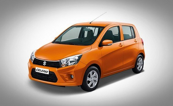 Maruti Celerio is replaced by the Santro on the list of top best selling cars