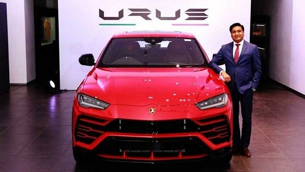 First Suv Lamborghini Urus Delivered In India With The Price Of Rs
