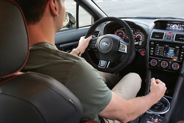 Practising changing gear will improve your driving experience