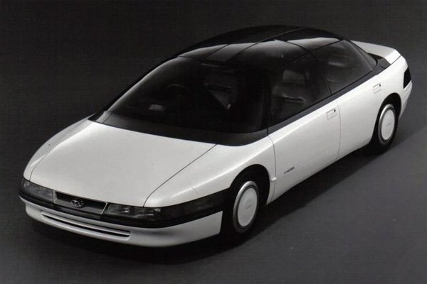 The Subaru F-624 Estremo seemed to have a simple design